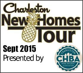 The Charleston New Homes Tour is a scattered site event featuring the region's best builders and is a great time to get ideas for your own home or purchase a new one.