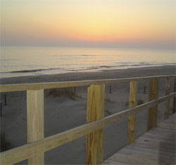 a photo taken at Oak Island, North Carolina