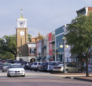 Georgetown, SC, Georgetown Clock Tower
